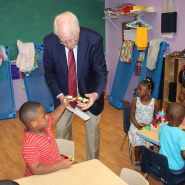Congressman Price Visits
